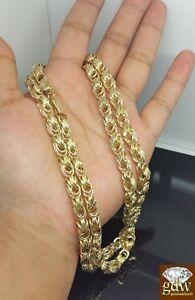 Mens Italian Byzantine Chain