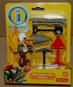 Imaginext-CITY-CONSTRUCTION-WORKER-Action-Figure-with-Tools-Fisher-Price-X7615