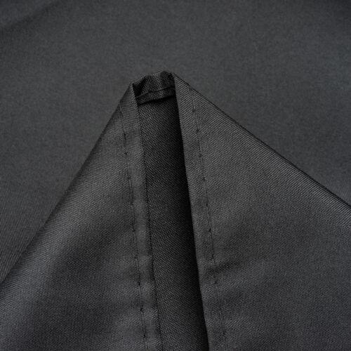 Abdeckung Hängeliege Schwarz Regenschutz