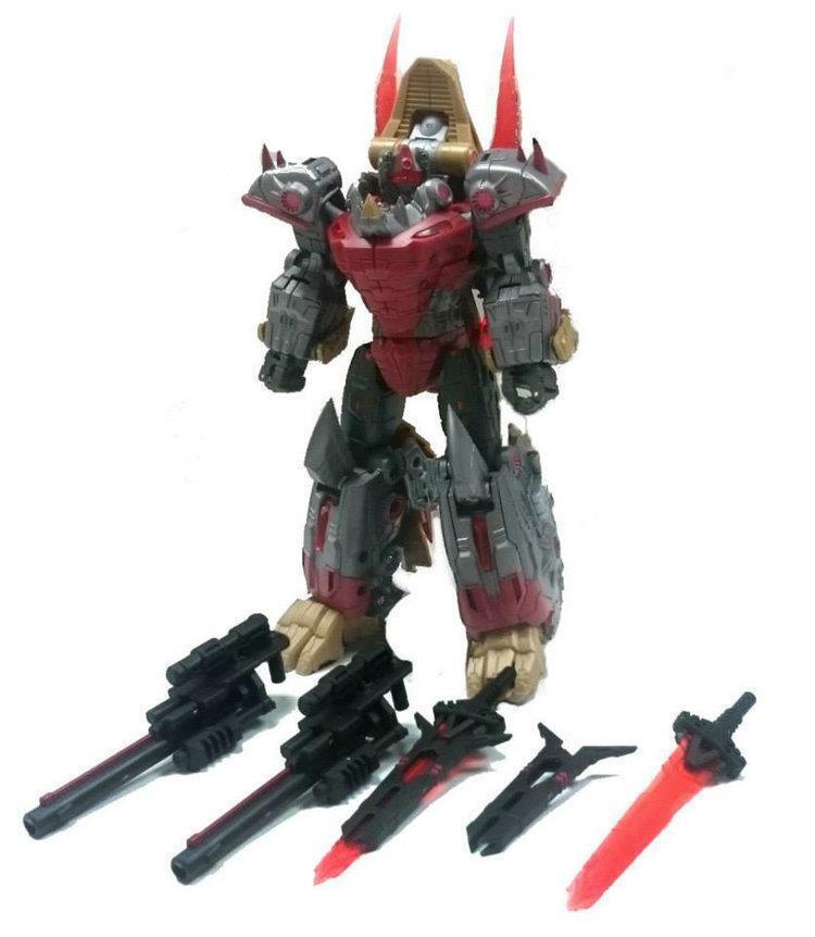 Nuevos Transformers Planeta X PX-05 Dinobot Quirinus escoria Acción Figura En Stock