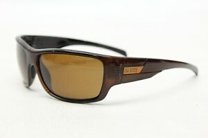 Smith-Optics-Frontman-Mens-Sunglasses-FRAME-ONLY-Brown-Stripe-Rectangle-Sport