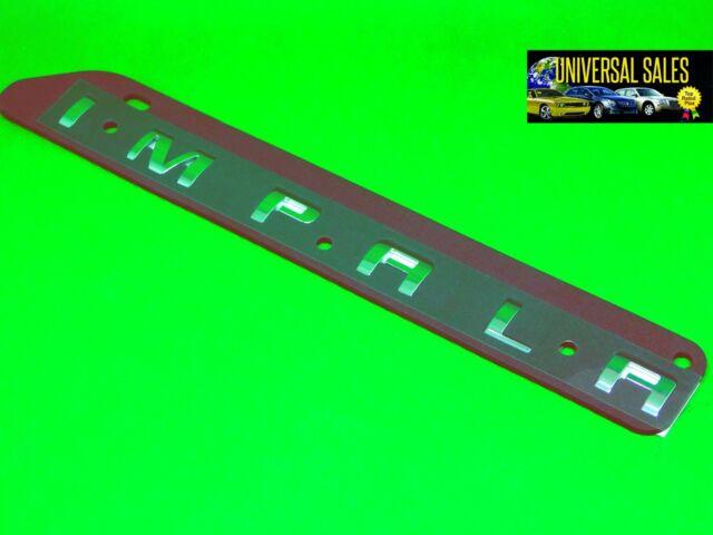 Chevrolet GM OEM 14-18 Impala Front Door-Emblem Badge Nameplate 22743583