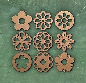 BUTTERFLY SIMPLE SHAPE LASER CUT MDF WOODEN SHAPE Wood Craft Arts Decoration