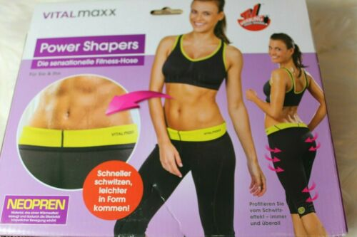 Details about  /Vitalmaxx Power Shapers Fitness Trousers Size M and L show original title