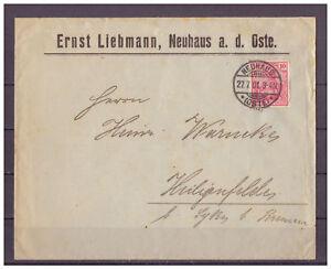 Deutsches-Reich-MiNr-56-Neuhaus-a-d-Oste-nach-Heiligenfelde-27-07-1901