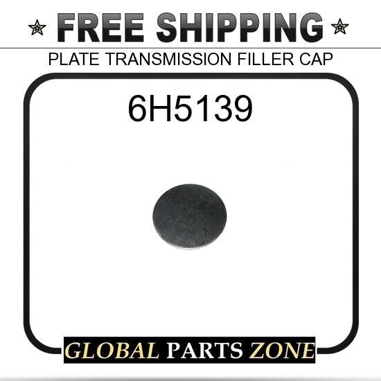 6H5139 - Plate Transmission Filler Cap for Caterpillar (cat) | eBay