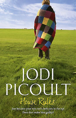"""""""AS NEW"""" Picoult, Jodi, House Rules Book"""