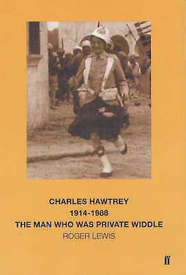 1 of 1 - Good, Charles Hawtrey 1914-1988: The Man Who Was Private Widdle, Lewis, Roger, B