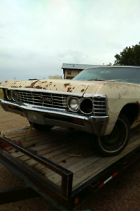1967 Chevrolet 2 Dr Coupe