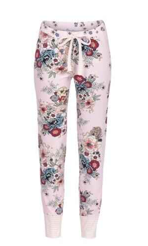 Bloomy by Ringella Lange Hose Pyjamahose Bündchen