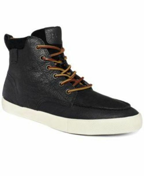 Polo Ralph Lauren Shoes, Tedd Hi-Top Sneakers 8