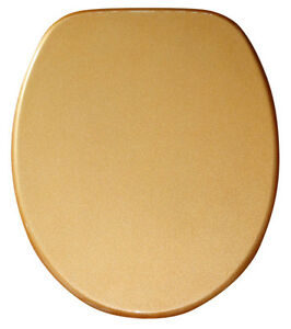 gold glitter toilet seat. Image is loading GLITTER SOFT CLOSE TOILET SEAT STABLE HINGES SLOW  GOLD