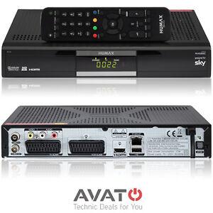 Humax-pr-hd2000c-digital-kabelreceiver-DVB-C-HDMI-Sky-amp-HD-cable-Alemania