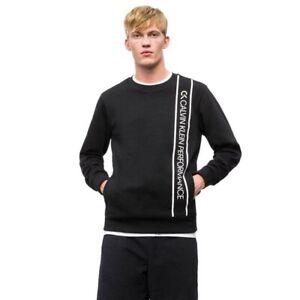 vasta selezione di 1da56 857a5 Dettagli su Calvin Klein Pullover Nero T88483/ Felpe Uomo Nero , Felpe  Calvin klein , moda