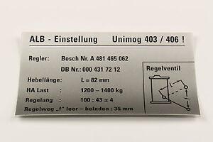 Unimog-Aufkleber Nr. 12 - Wuppertal, Deutschland - Unimog-Aufkleber Nr. 12 - Wuppertal, Deutschland