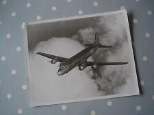 """Douglas DC-4 Large 10"""" x 8"""" photograph"""