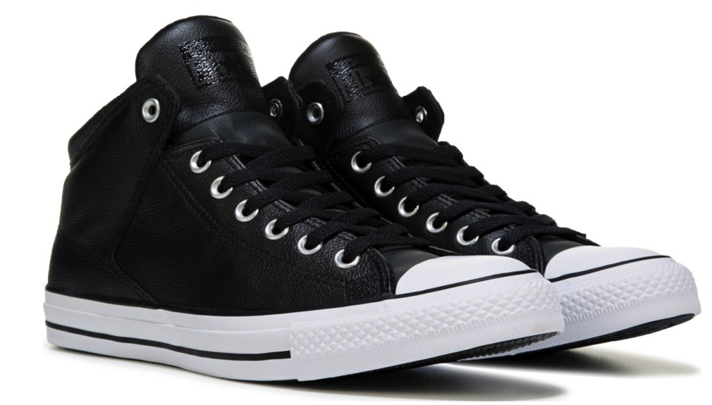 New Converse All Star Pelle Chuck Taylor Mid Street Pelle Star Uomo  all sizes 481dcc