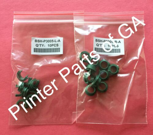 PART#BSH-P3005 HP LJ P3005 FUSER PRESSURE ROLLER BUSHINGS 10 PACK **NEW**