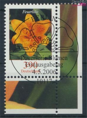 2534 Fine Used / Cancelled 2006 Flow complete Issue Frd 9262291 Elegant And Sturdy Package fr.germany