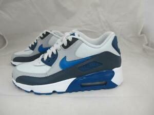 sale retailer f1409 18a62 Image is loading NEW-JUNIORS-NIKE-AIR-MAX-90-LTR-833412-