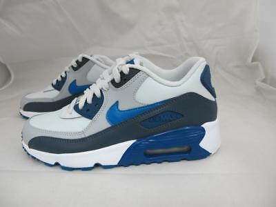 NEW JUNIORS NIKE AIR MAX 90 LTR 833412 407 | eBay