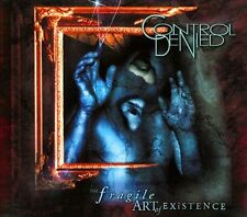 The Fragile Art of Existence by Control Denied (CD, Oct-2010, 2 Discs,...
