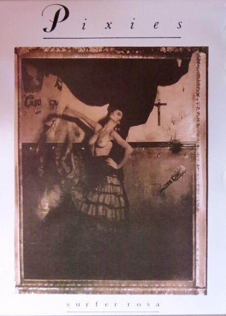 The Pixies - Surfer Rosa  -Licensed POSTER-80cm x 55cm-Brand New