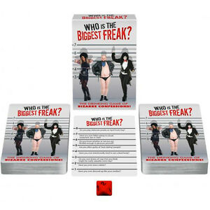 Super-Cool-amp-Fun-Who-039-s-the-Biggest-Freak-Party-Drinking-Game