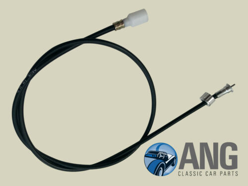 """56/"""" LONG SPITFIRE 1500 RHD SPEEDOMETER CABLE TRIUMPH SPITFIRE MkIV LHD 156316"""