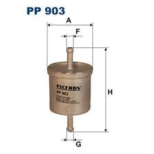 Kraftstofffilter FILTRON PP903