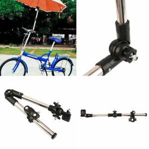 Fahrrad-Schirmhalter-Rollator-Balkon-Sonnenschirm-Sonnenschirmstaender-Halter