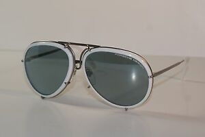 0a9e3af0e19 Image is loading PORSCHE-DESIGN-P8613-C-61mm-Titanium-Aviator-Sunglasses-