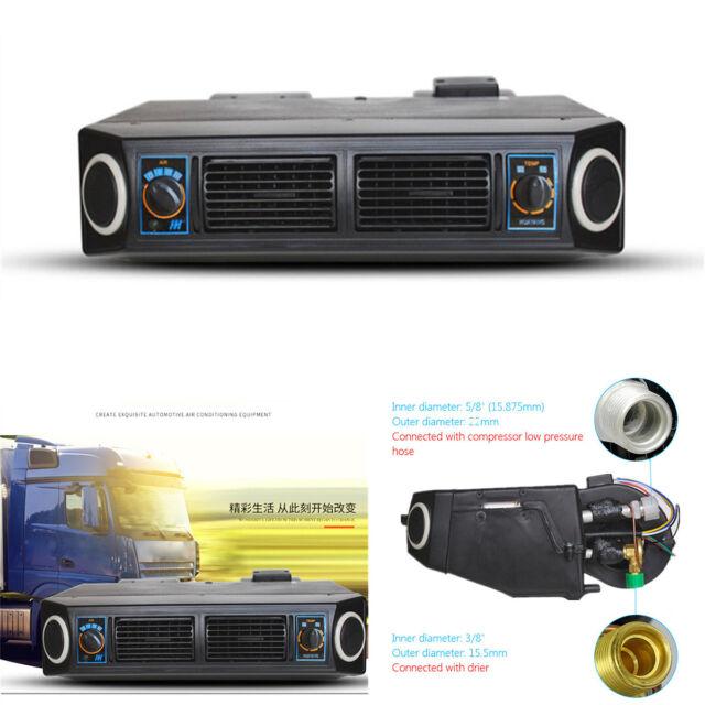 24v Universal AC Underdash Evaporator for Auto Car Truck Air Conditioner