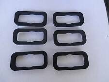 6 Hummer H2 Center Roof Marker Replacement Gaskets Seals GASKETS ONLY