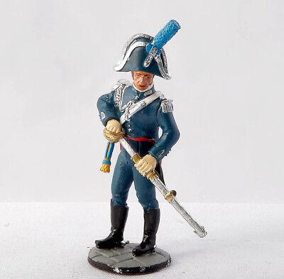 100% Vero Soldatini Carabiniere Maresciallo D'alloggio 1822 Del Prado N 53 Buona Reputazione Nel Mondo