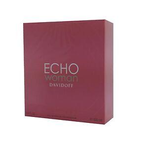 echo woman davidoff edp eau de parfum for women new. Black Bedroom Furniture Sets. Home Design Ideas