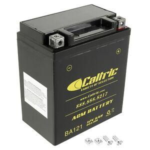 AGM Battery for Honda CMX250C CMX250C2 CMX250X Rebel 250 1996-2016