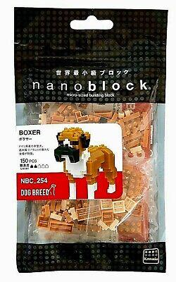 Boxer Nanoblock Micro Sized Building Block Construction Brick Kawada NBC 254