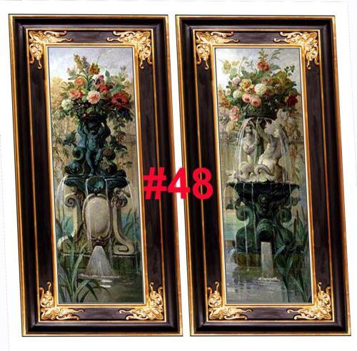 24ième échelle # 48 12e ou 1 Poupées maison victorienne panneaux muraux de choisir entre 1