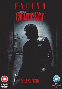 Al-Pacino-Carlito-039-s-Way-DVD-New-amp-Sealed