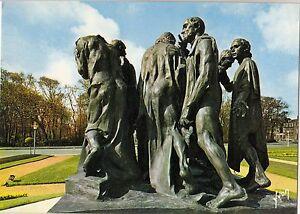 BF13372-calais-p-de-calis-monument-des-vourgeois-de-cala-france-front-back-image