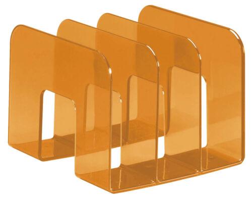 DURABLE Katalogsammler TREND orange transluzent 2 Stk.