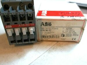 ABB-Contactor-A16-30-10-In-Original-Box