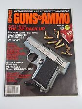 Guns & Ammo: Anti-Gunners are a Threat to America- March 1982