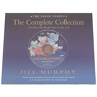 The Large family by Jill Murphy (Paperback)