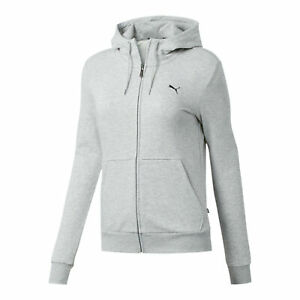 PUMA-Women-039-s-Essentials-Hooded-Jacket