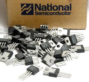 100x Lm2940 Ct-15 Low Drop Régulateur De Tension, 15v/1a, National Semiconductor, Nos-r, 15v/1a, National Semiconductor, Nos Fr-fr Afficher Le Titre D'origine