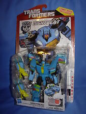 Transformers Generations Deluxe IDW NIGHTBEAT AUTOBOT 30th Anniversary MOC