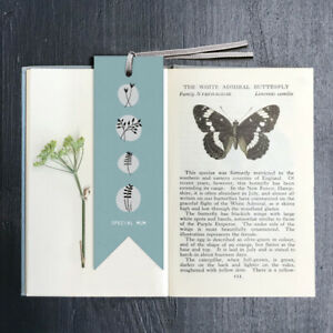Special-Mum-Card-Book-Bookmark-By-East-Of-India-Secret-Santa-Gift-Xmas-Present