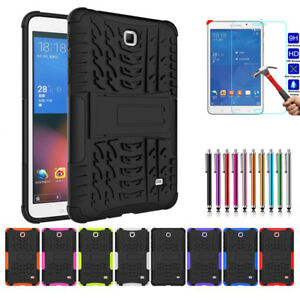 the latest 59d08 2e6c7 Details about Heavy Duty Defender Rugged PC Armor Cover For Samsung Galaxy  Tab 4 7.0 T230 T231